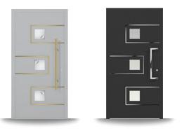 Aluminium-Hautür-Serie Cleome