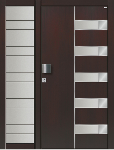 Haustür-Modell 277